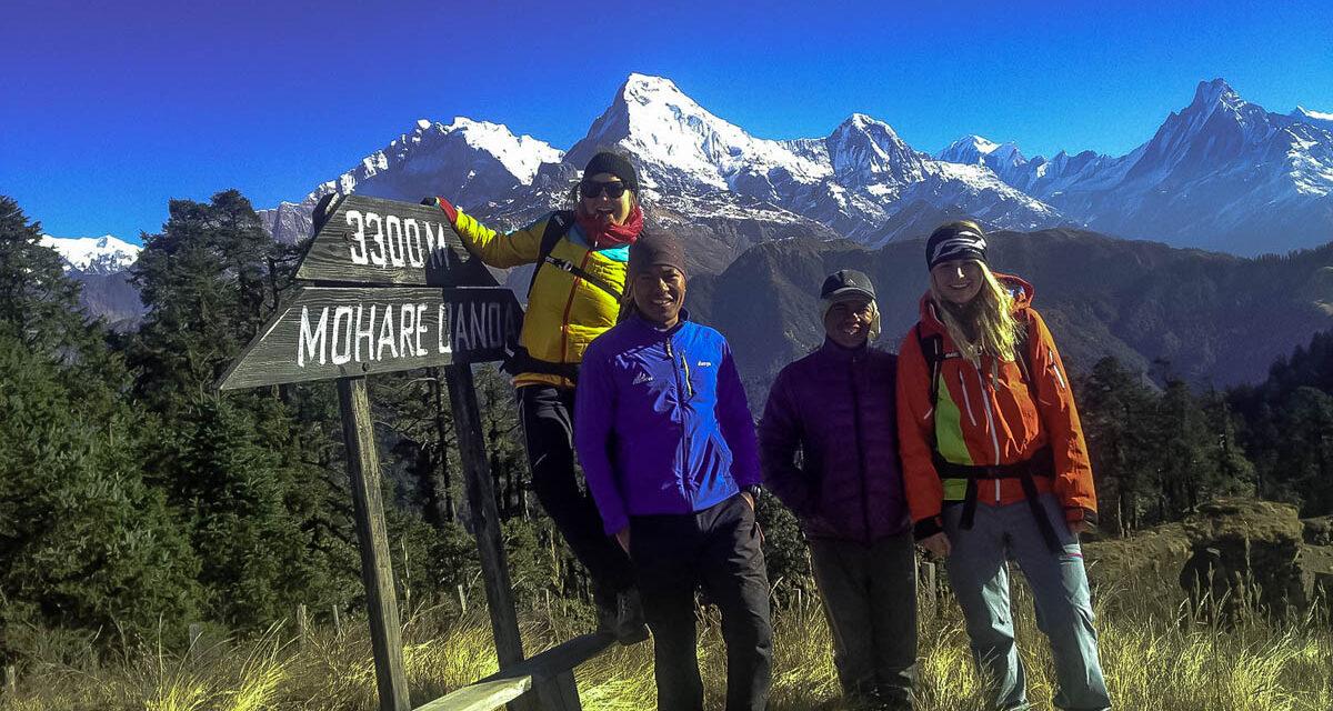 Annapurna Dhaulagiri Panoroma Trek
