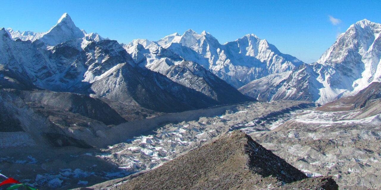 Explore The Adventurous Everest Base Camp Trek At It's Best