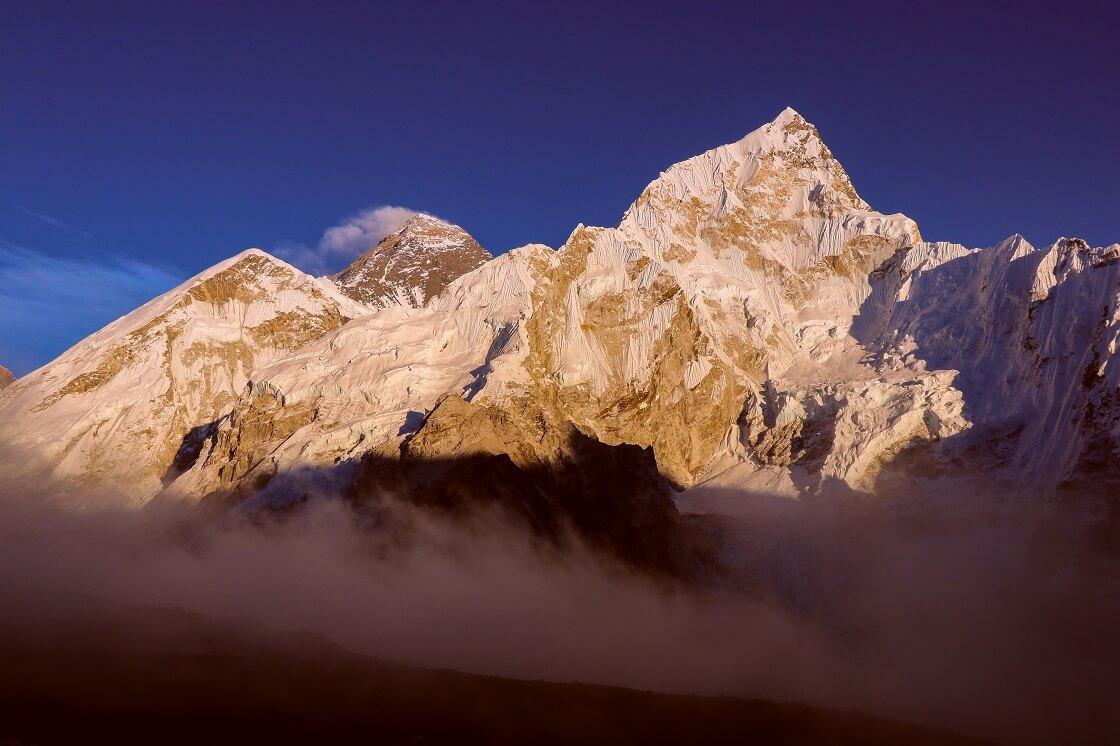 Everest Base Camp Altitude