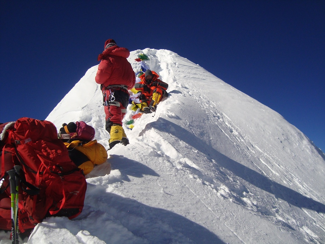Mera Peak Difficulty During Mera Peak Climbing