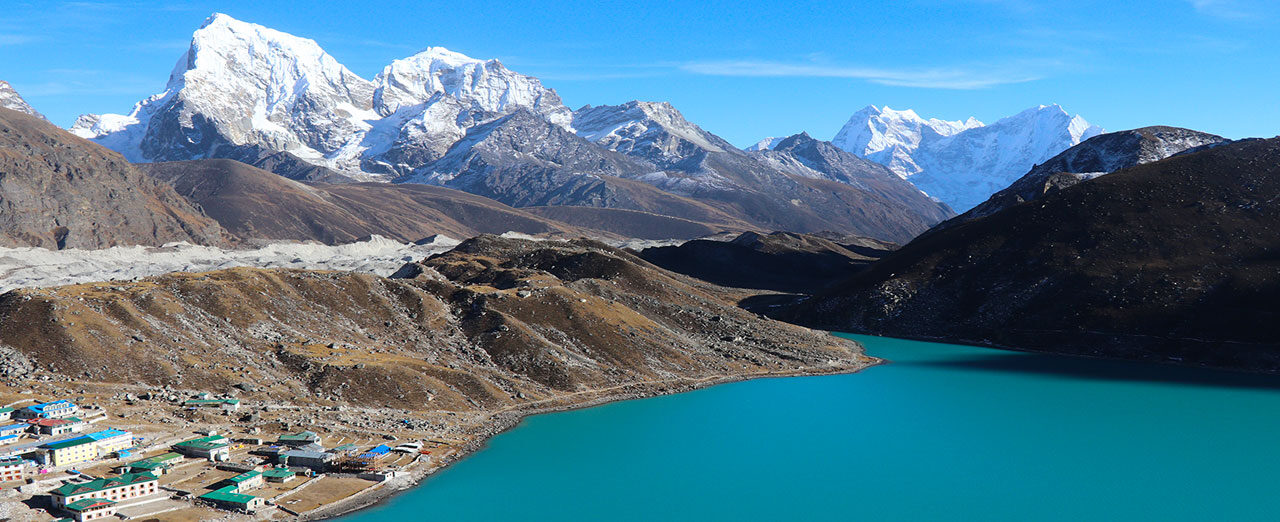 Experience What Gokyo Lakes Trek In Nepal Has To Offer