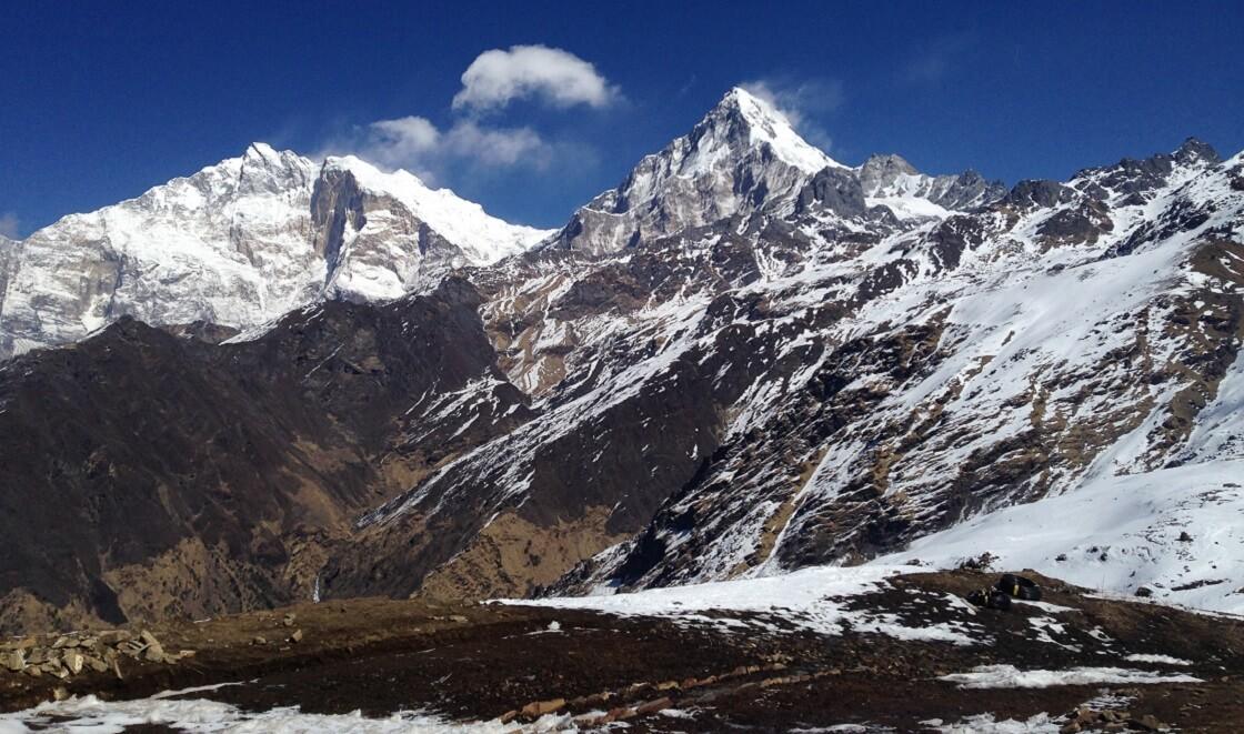 Mighty Annapurna