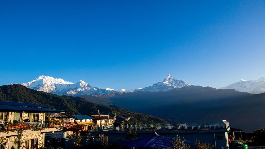 Annapurna Base Camp Hike