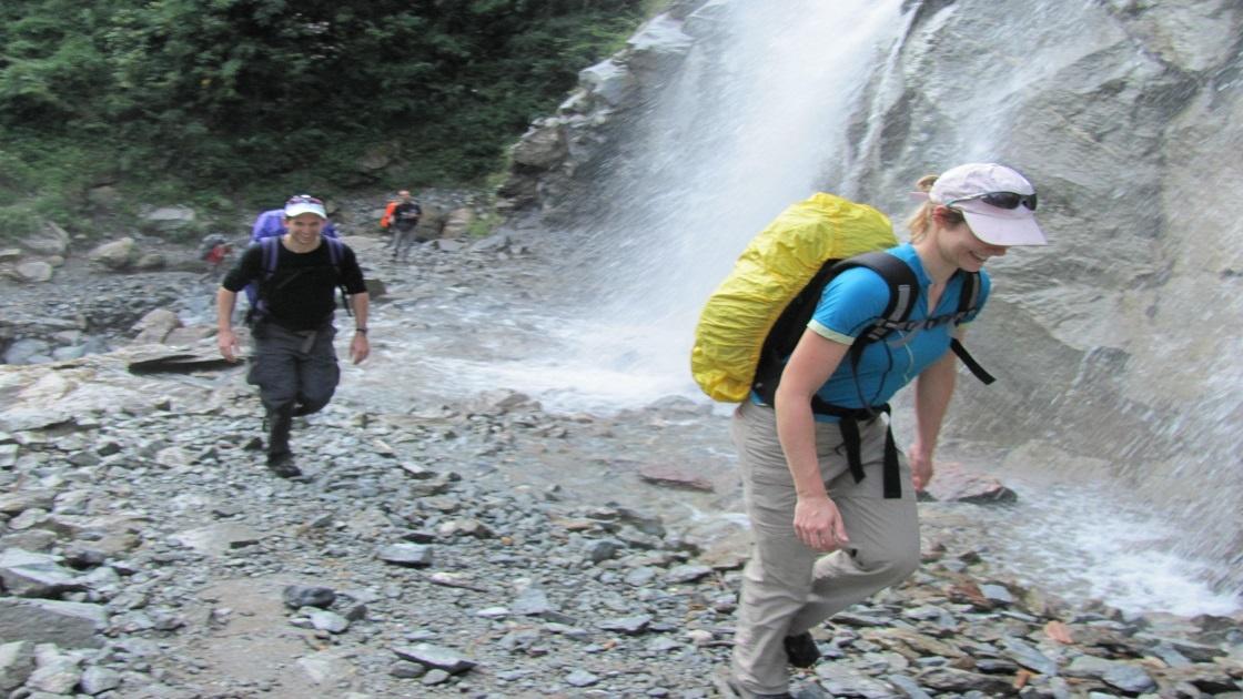 Annapurna Trek Difficulty