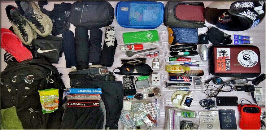 Langtang Trek Packing List