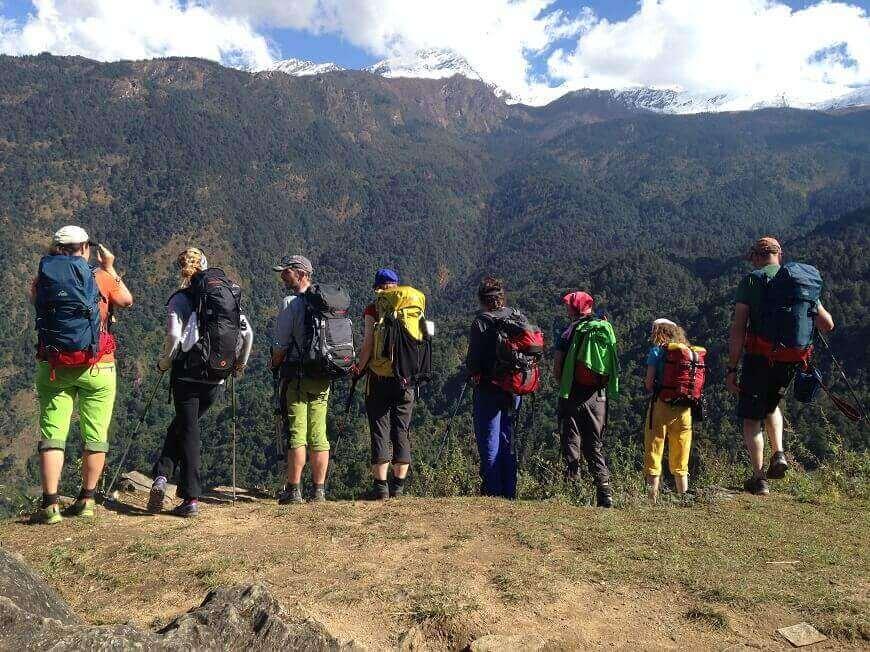 Langtang Himal Trek