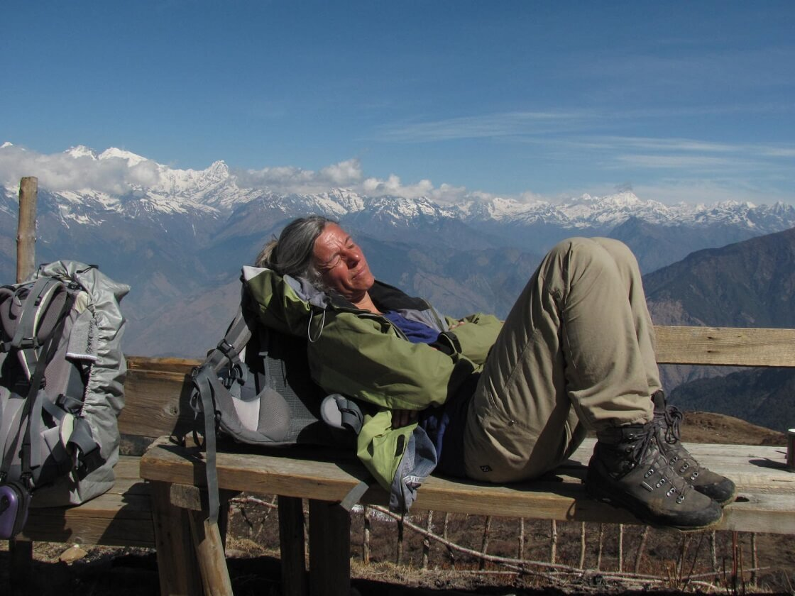Langtang Valley Altitude