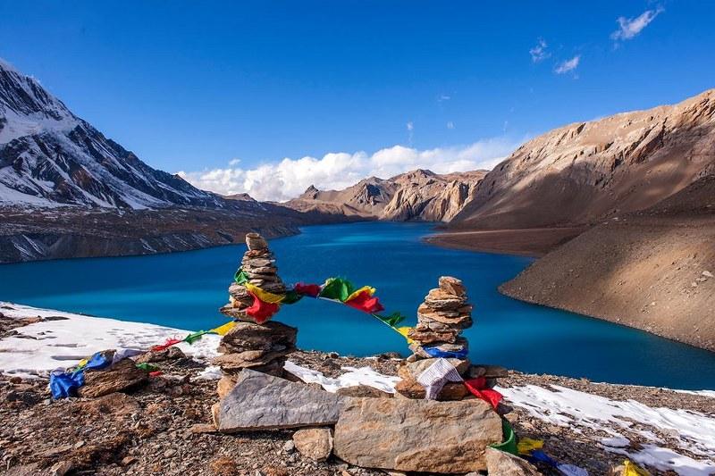 Naar-Phu, Chulu Far East-Mesokanto La via Tilicho Lake Trek