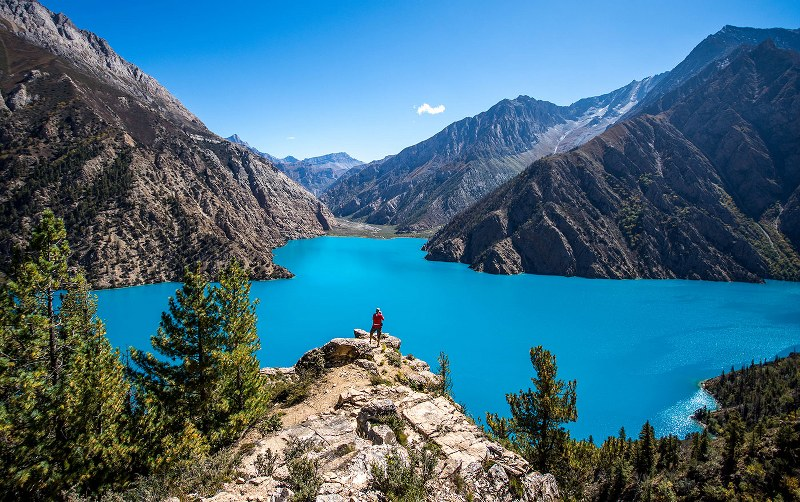 The Upper Dolpo Trek