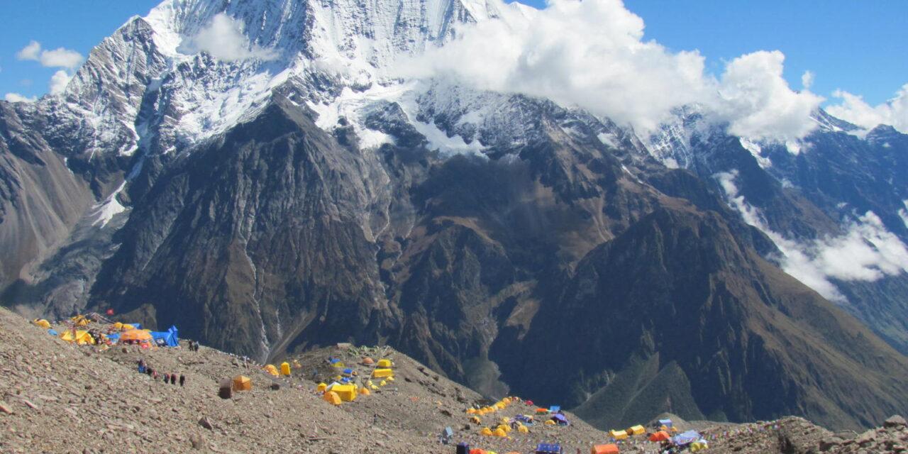 Rupina-La Pass Manaslu Trek
