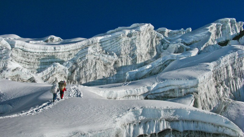 Amphu Lapcha-La & Mera Peak Trek
