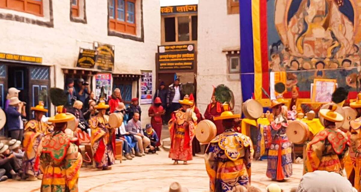 Upper Mustang Tiji Festival