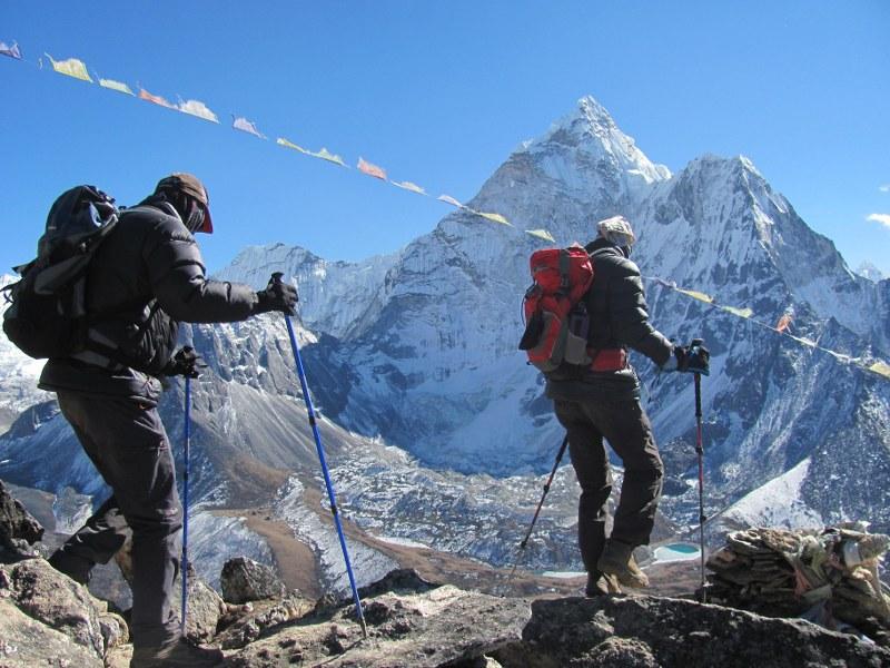 Instant Everest Panorama Trek
