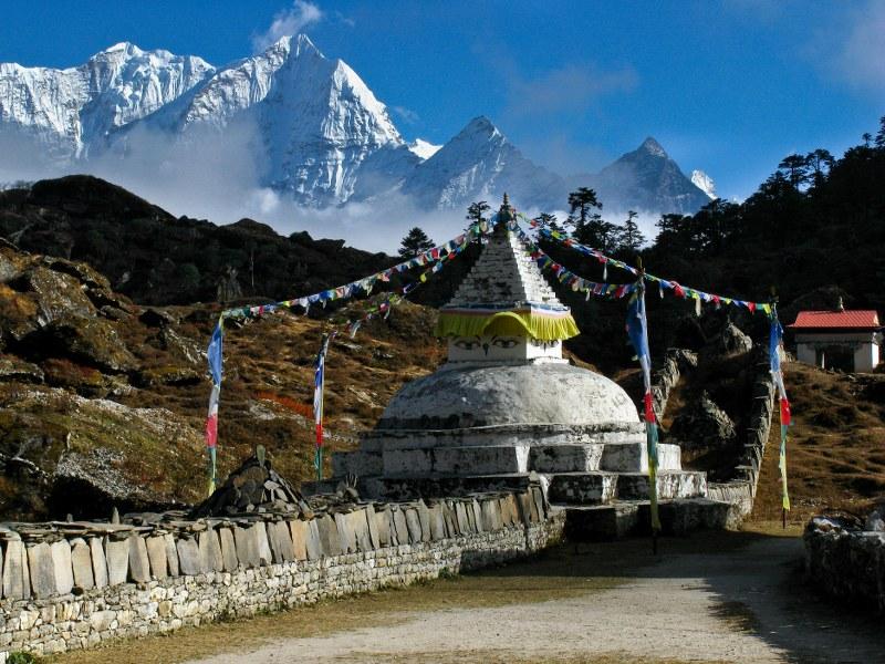 Everest Base Camp, Cho La Pass & Gokyo Ri Trek