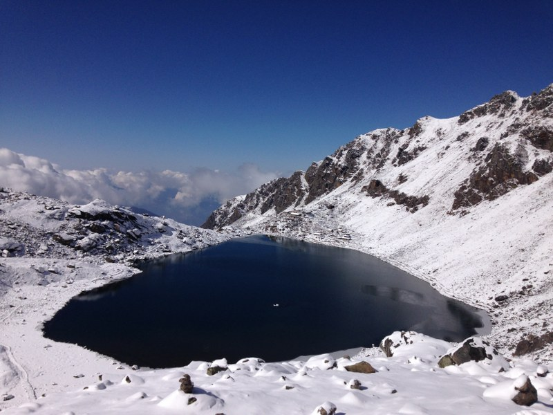 Experience High Altitude Lakes in and around Langtang Region